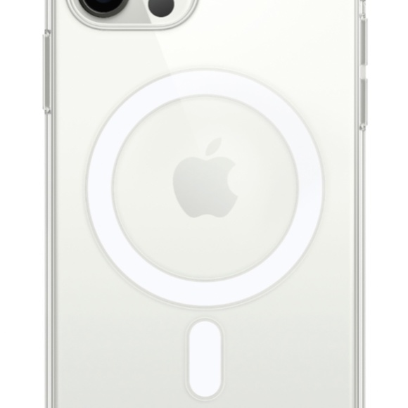 NEW in box! iPhone 12/12 Pro clear case - MagSafe